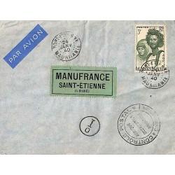 1940 PORT ETIENNE  MAURITANIE