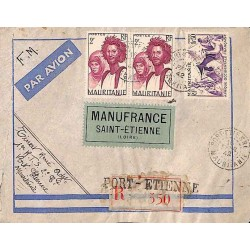 1942 PORT ETIENNE MAURITANIE