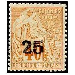 1889 - 25 sur 40 c...
