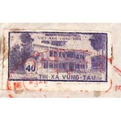 Vung Tau 1974  timbre...