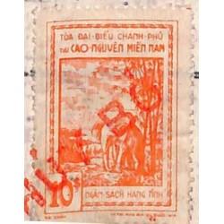 Hauts Plateaux 1959  timbre...