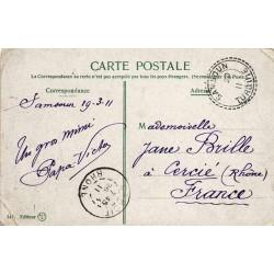 SAMSOUN TURQUIE  1911 sur...