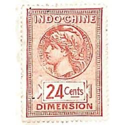 Dimension 1927 timbre 24...