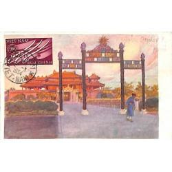 GIA-LAM * VIET-NAM * 1954