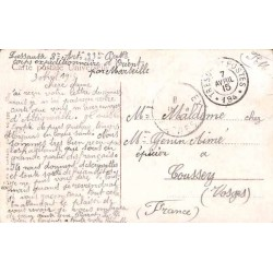 1915 TRESOR ET POSTES * 194...