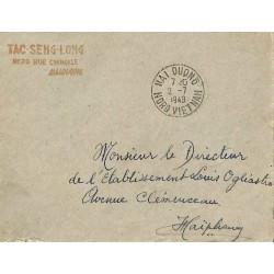 HAI DUONG NORD VIET NAM 1949