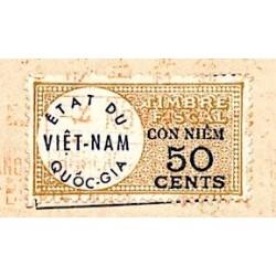 timbre fiscal viet-nam