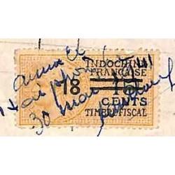 Fiscal unifié 1941 taxe à...