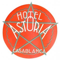 HOTEL ASTORIA CASABLANCA