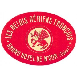 GRAND HOTEL DE N'GOR (Dakar)