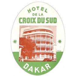HOTEL DE LA CROIX DU SUD DAKAR