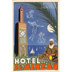 TANGER HOTEL EL MINZAH