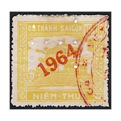 Saigon Cholon 1964 timbre...
