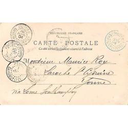 1904 PAOUIGNAN DAHOMEY ET...