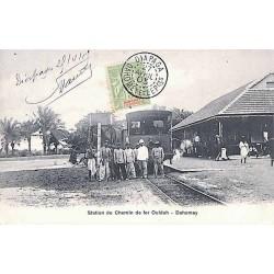 1905 DIAPAGA DAHOMEY ET DEPces