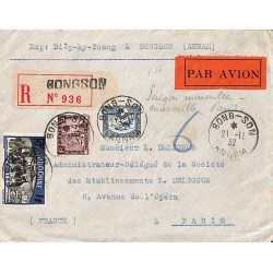 BONGSON ANNAM 1932