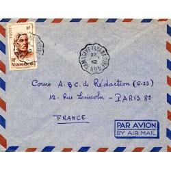 TAMATAVE - TANANARIVE N° 5 - 1952