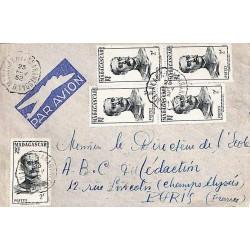 MANAKARA-FIANARANTSOA N° 1 - 1952