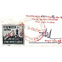 Binh-Duong timbre fiscal...