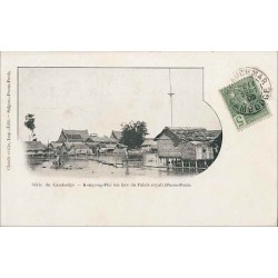 KRAUCHMAR  CAMBODGE  1900