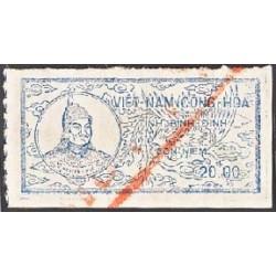 Binh-Dinh timbre fiscal...