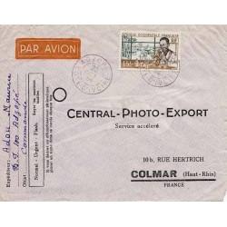 ADZOPE COTE D'IVOIRE 1954...