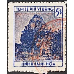Khanh Hoa timbre fiscal...