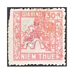 Gia-Dinh timbre fiscal...