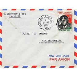 TAMATAVE A TANANARIVE N°2 - 1960