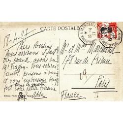 1927 Carte postale...