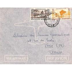 1955 SANTO NEW HEBRIDES