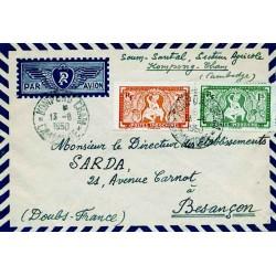 KOMPONG CHAM - CAMBODGE - 1950