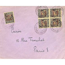 1936 lettre pour la France...