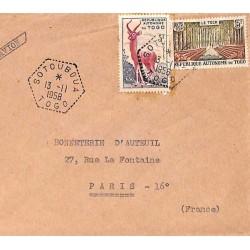 1958 SOTOUBOUA TOGO