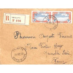 1930 TRINITE MARTINIQUE sur...