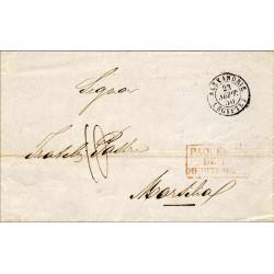 1850 ALEXANDRIE ( EGYPTE )...