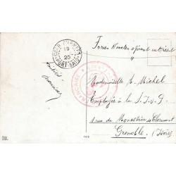 1920 Carte postale CORR....