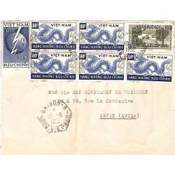 SAIGON - A - SUD VIET-NAM 1952