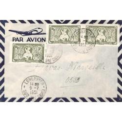 LONGXUYEN - SUD VIETNAM - 1951