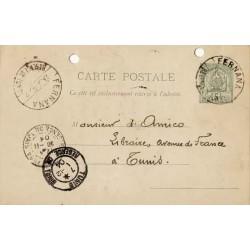 1904 FERNANA REGENCE DE...