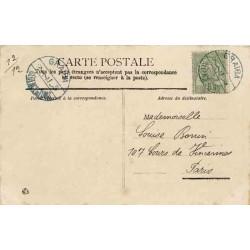 1904 Carte postale de...