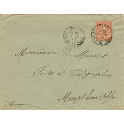 1903 MAHDIA  REGENCE DE...