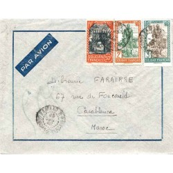 1942 lettre avion pour le...
