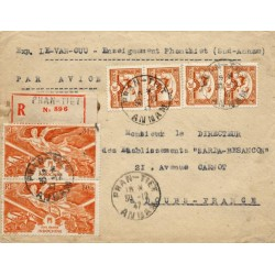 PHAN - TIET  ANNAM 1947