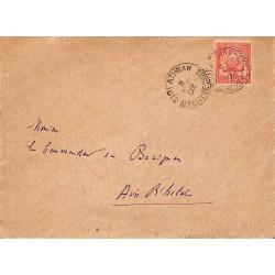 1902 Lettre SIDI ATHMAN...