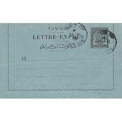 1909 Entier carte lettre...