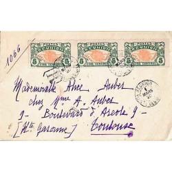 1920 Lettre à 40 c de...