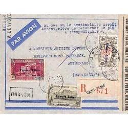 1943 Lettre avion pour...