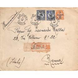 1926 Lettre recommandée...