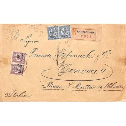 1923 lettre recommandée...